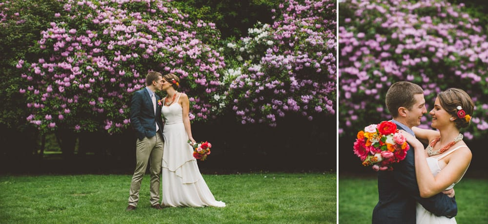 Seattle Capitol Hill Indie Wedding Blog 27