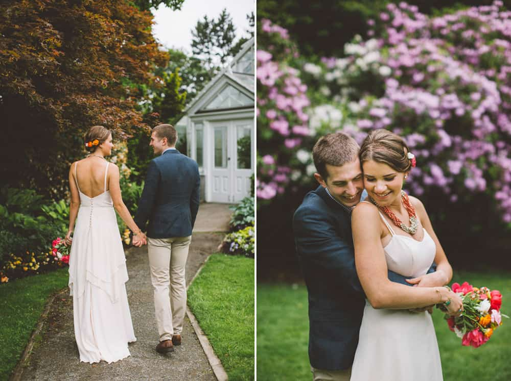 Seattle Capitol Hill Indie Wedding Blog 35
