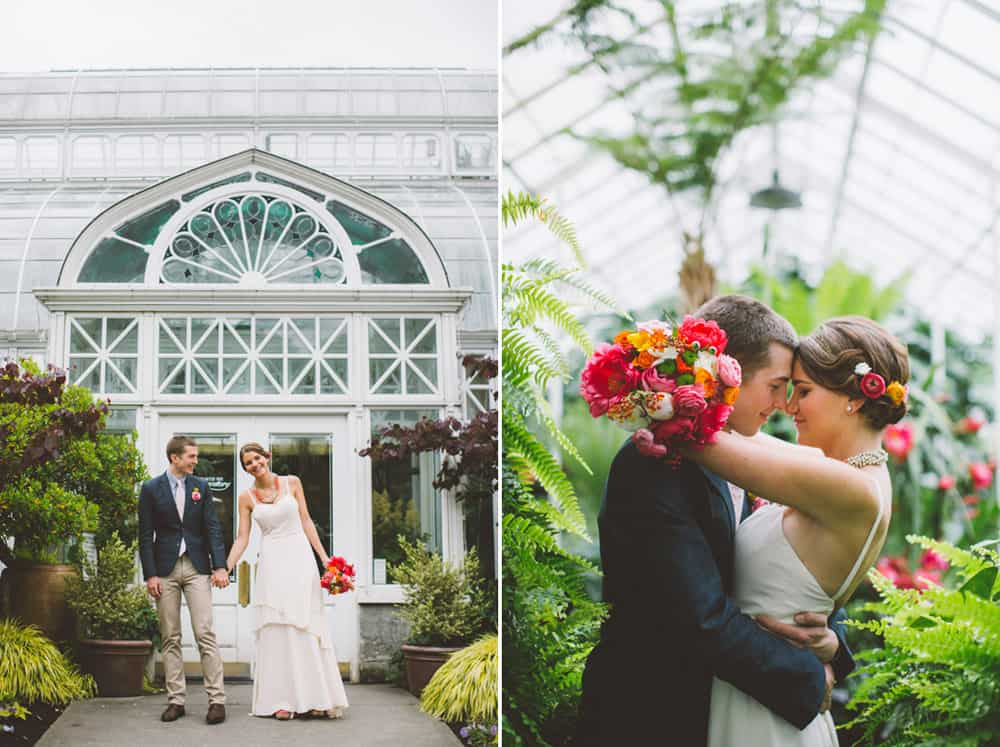 Seattle Capitol Hill Indie Wedding Blog 40
