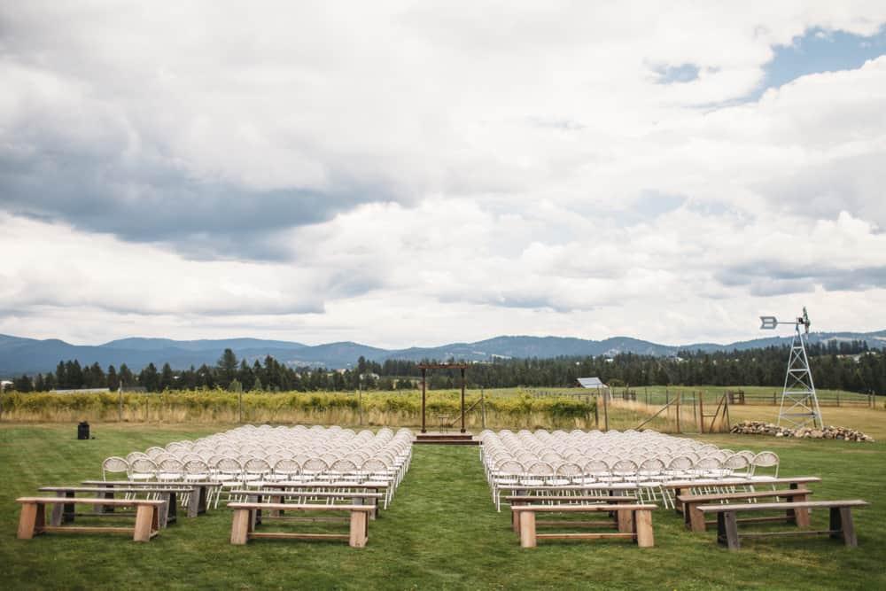 spokane wedding photographer trezzi farms winery country