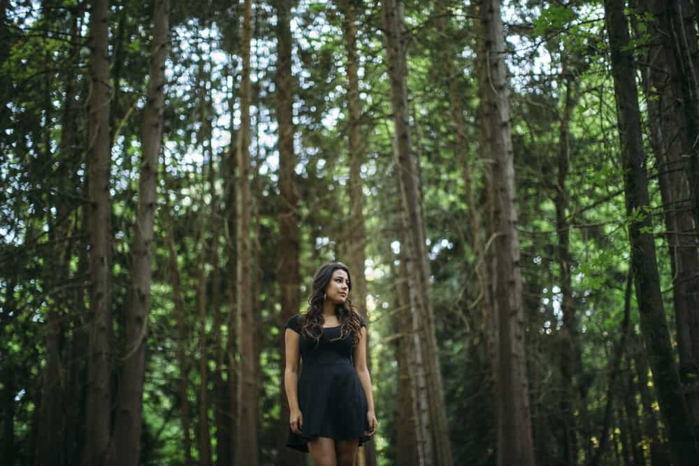 city park field forest senior session victoria carlson photography portland oregon photographer