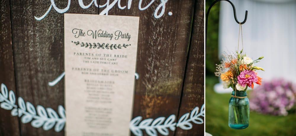 Heather Adam Grandview Farm Backyard Elegant Summer Wedding 0006