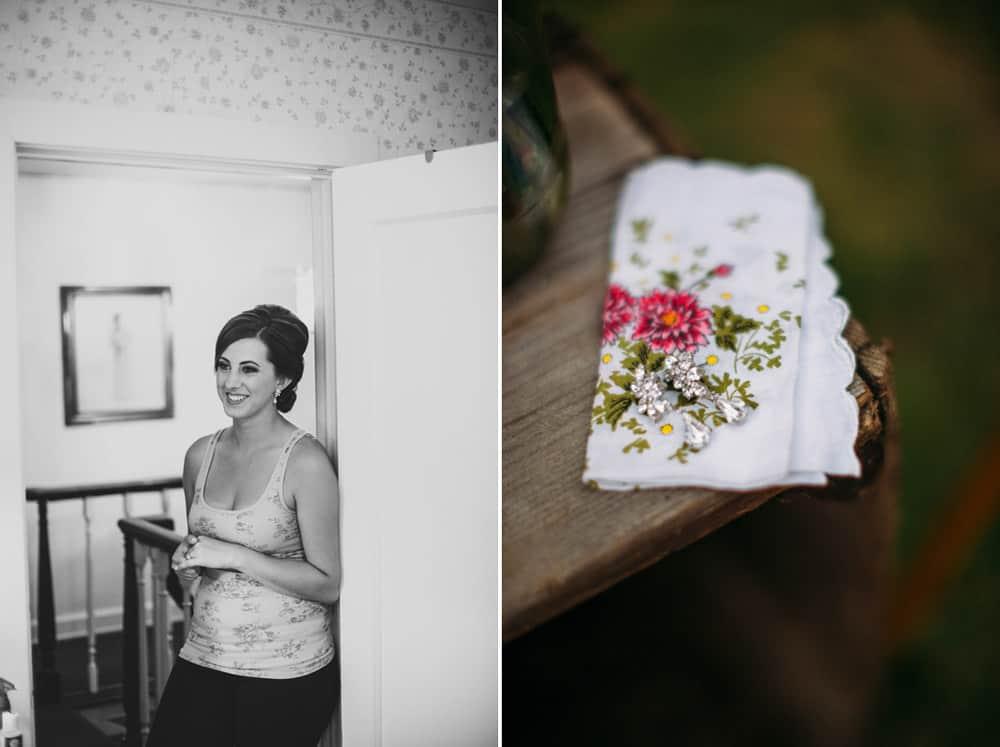 Heather Adam Grandview Farm Backyard Elegant Summer Wedding 0013
