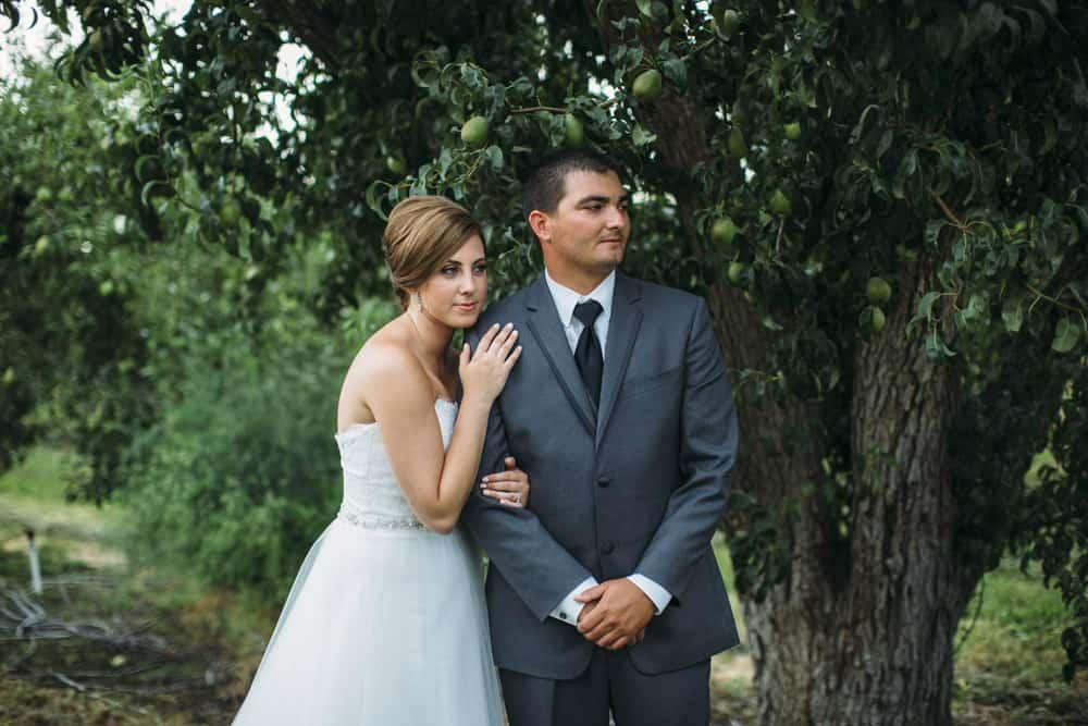 Heather Adam Grandview Farm Backyard Elegant Summer Wedding 0022