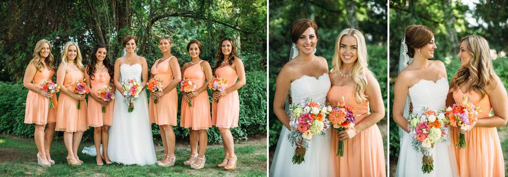 Heather Adam Grandview Farm Backyard Elegant Summer Wedding 0025
