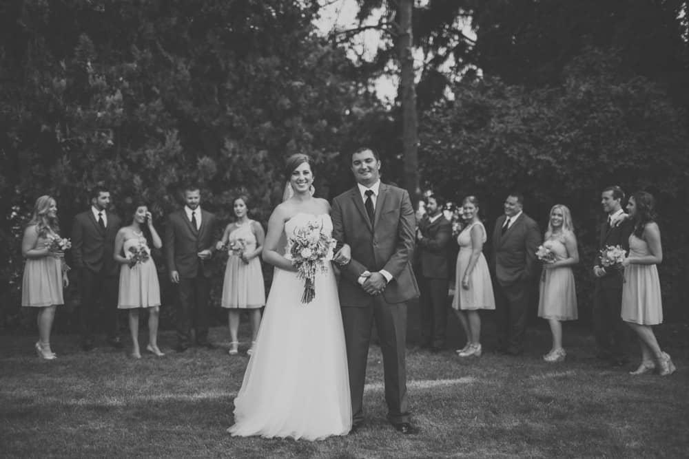 Heather Adam Grandview Farm Backyard Elegant Summer Wedding 0028