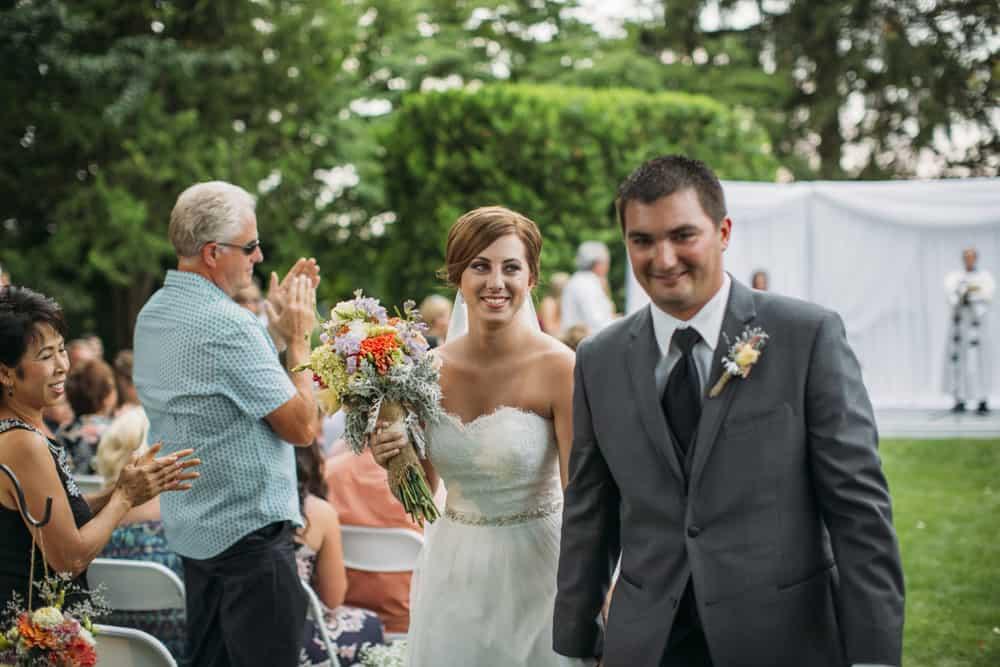 Heather Adam Grandview Farm Backyard Elegant Summer Wedding 0038