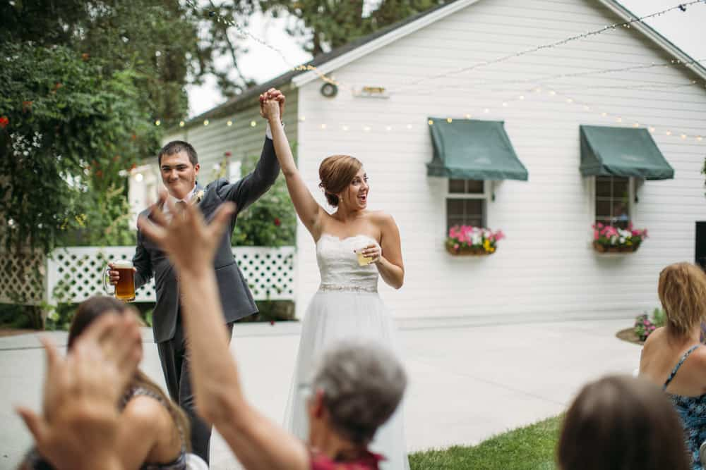 Heather Adam Grandview Farm Backyard Elegant Summer Wedding 0041