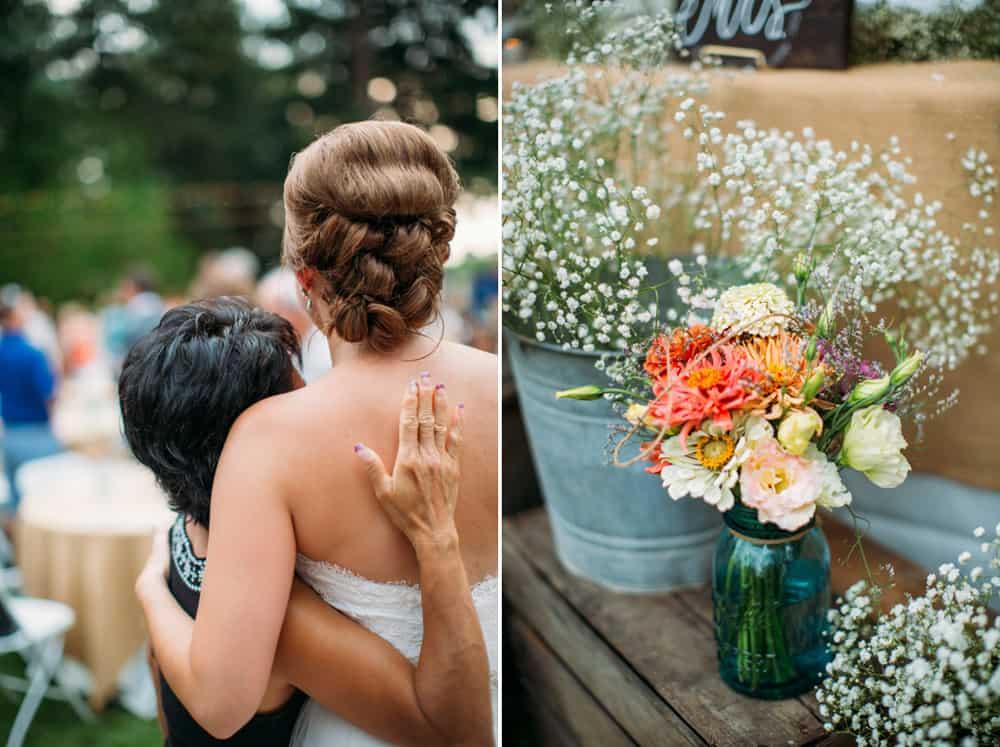 Heather Adam Grandview Farm Backyard Elegant Summer Wedding 0042