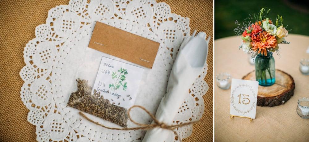 Heather Adam Grandview Farm Backyard Elegant Summer Wedding 0043