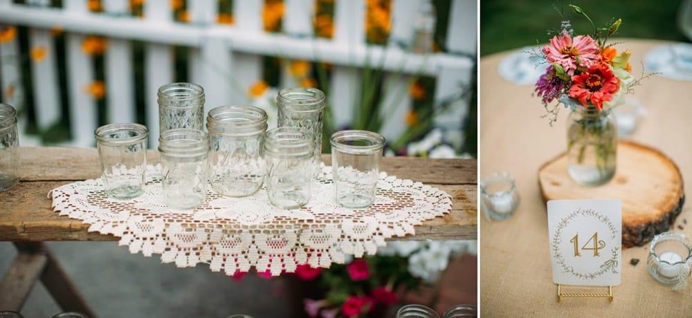Heather Adam Grandview Farm Backyard Elegant Summer Wedding 0047