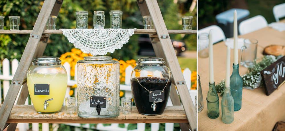 Heather Adam Grandview Farm Backyard Elegant Summer Wedding 0048