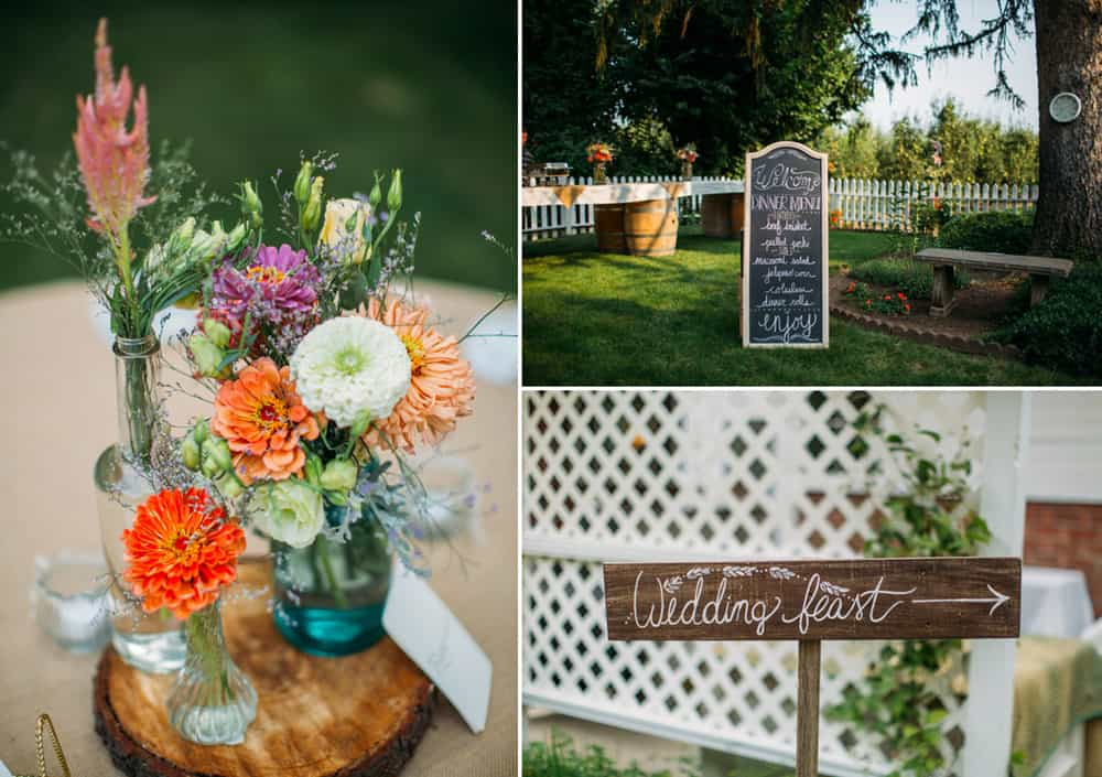Heather Adam Grandview Farm Backyard Elegant Summer Wedding 0053