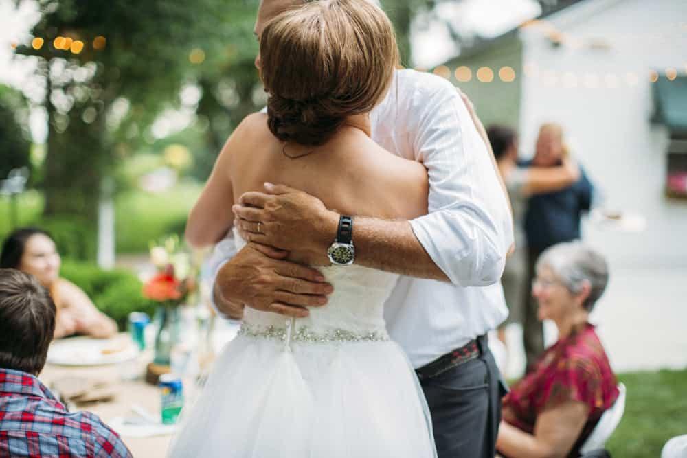 Heather Adam Grandview Farm Backyard Elegant Summer Wedding 0056