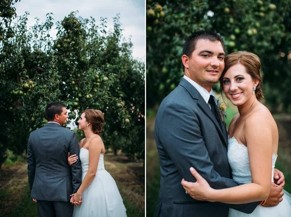 Heather Adam Grandview Farm Backyard Elegant Summer Wedding 0067
