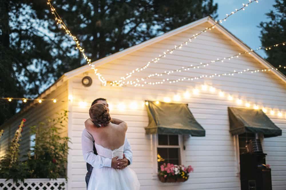 Heather Adam Grandview Farm Backyard Elegant Summer Wedding 0072