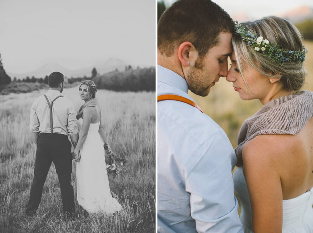 stylish mountain meadow elopement central oregon victoria carlson photography 0014