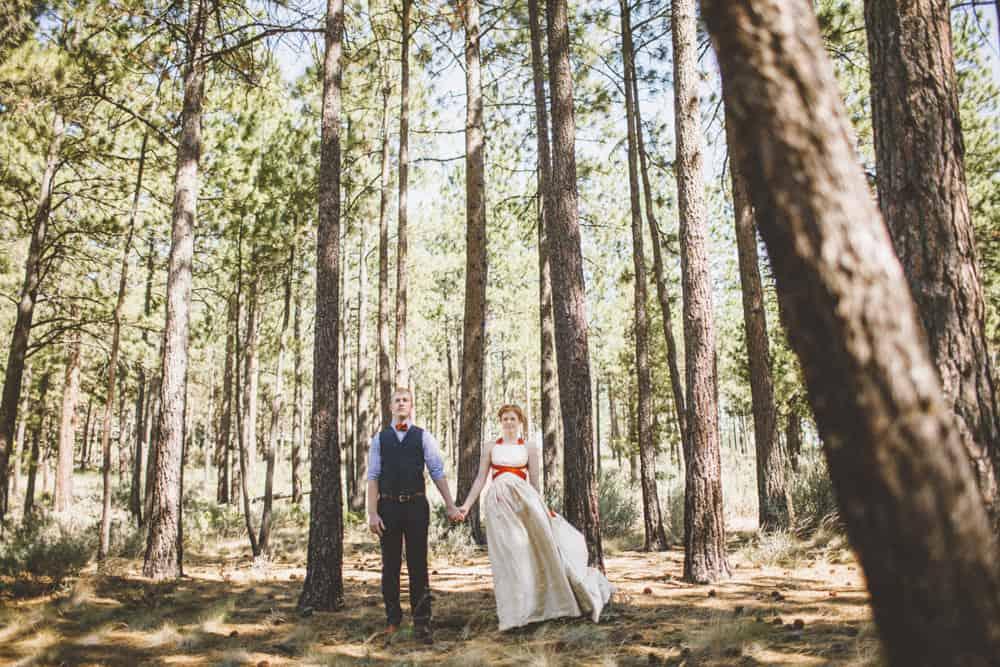 tetherow golf course bend oregon outdoor summer wedding victoria carlson photography 0027