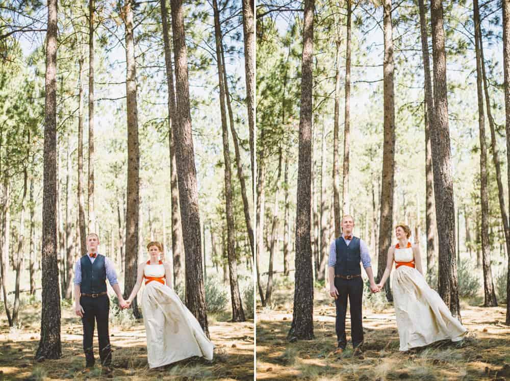 tetherow golf course bend oregon outdoor summer wedding victoria carlson photography 0037