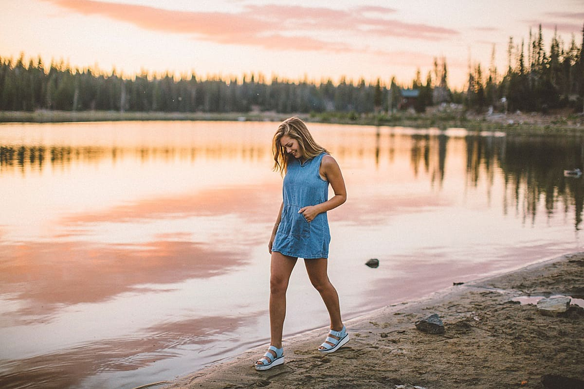Bend Oregon Senior Photos Victoria Carlson 19