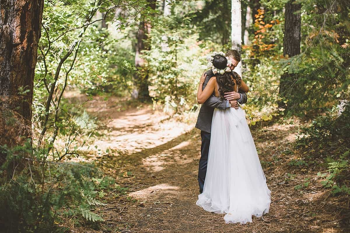 Suttle Lake Wedding Central Oregon Bend Sisters Victoria Carlson Photography Wedding 0017