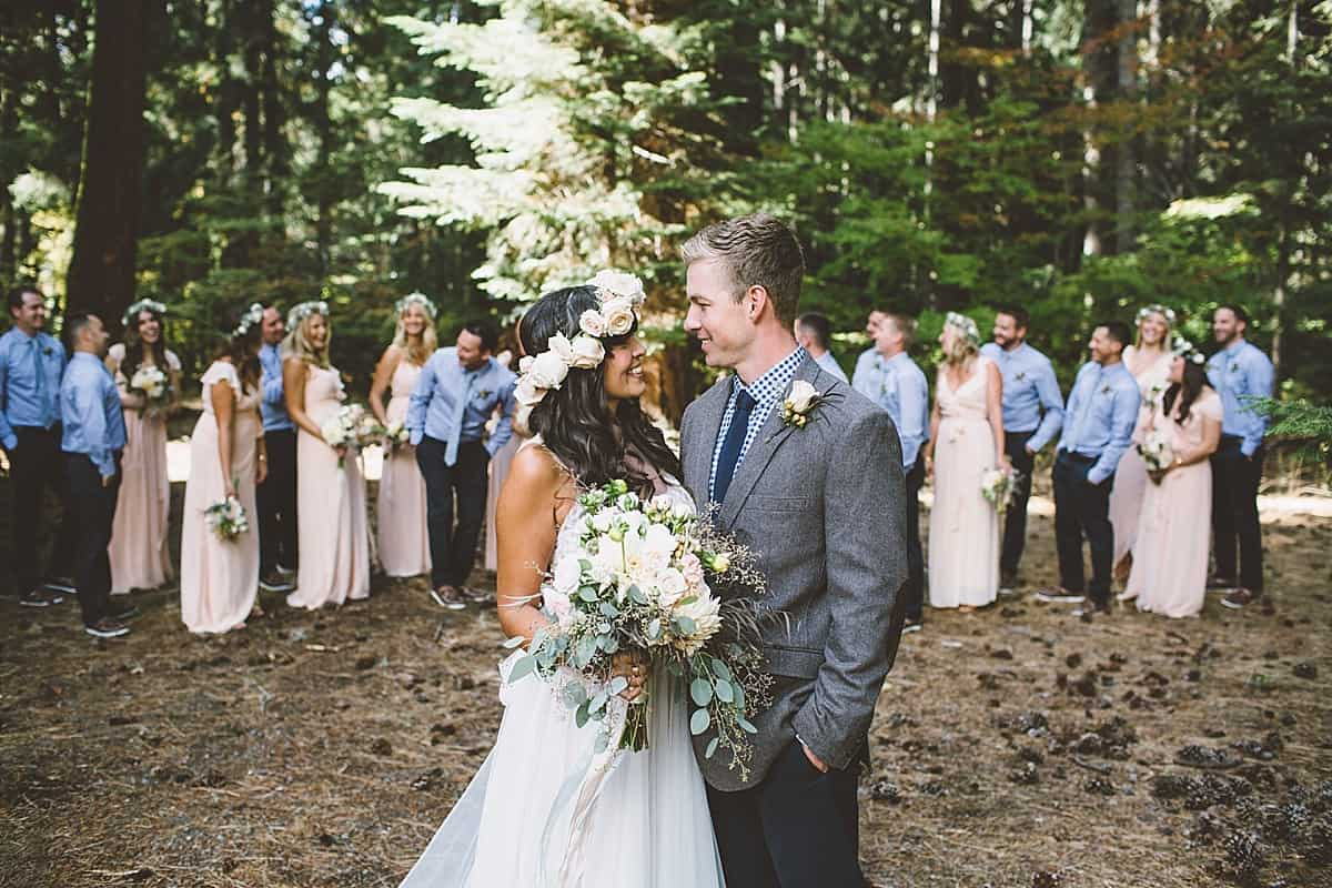 Suttle Lake Wedding Central Oregon Bend Sisters Victoria Carlson Photography Wedding 0036