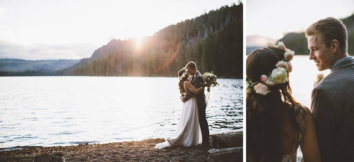 Suttle Lake Wedding Central Oregon Bend Sisters Victoria Carlson Photography Wedding 0076