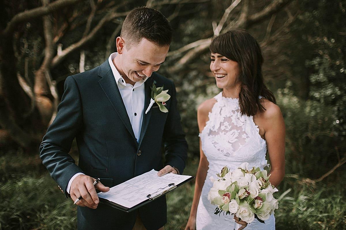 Kauai Waimea Canyon Hawaii Wedding Elopement 0014