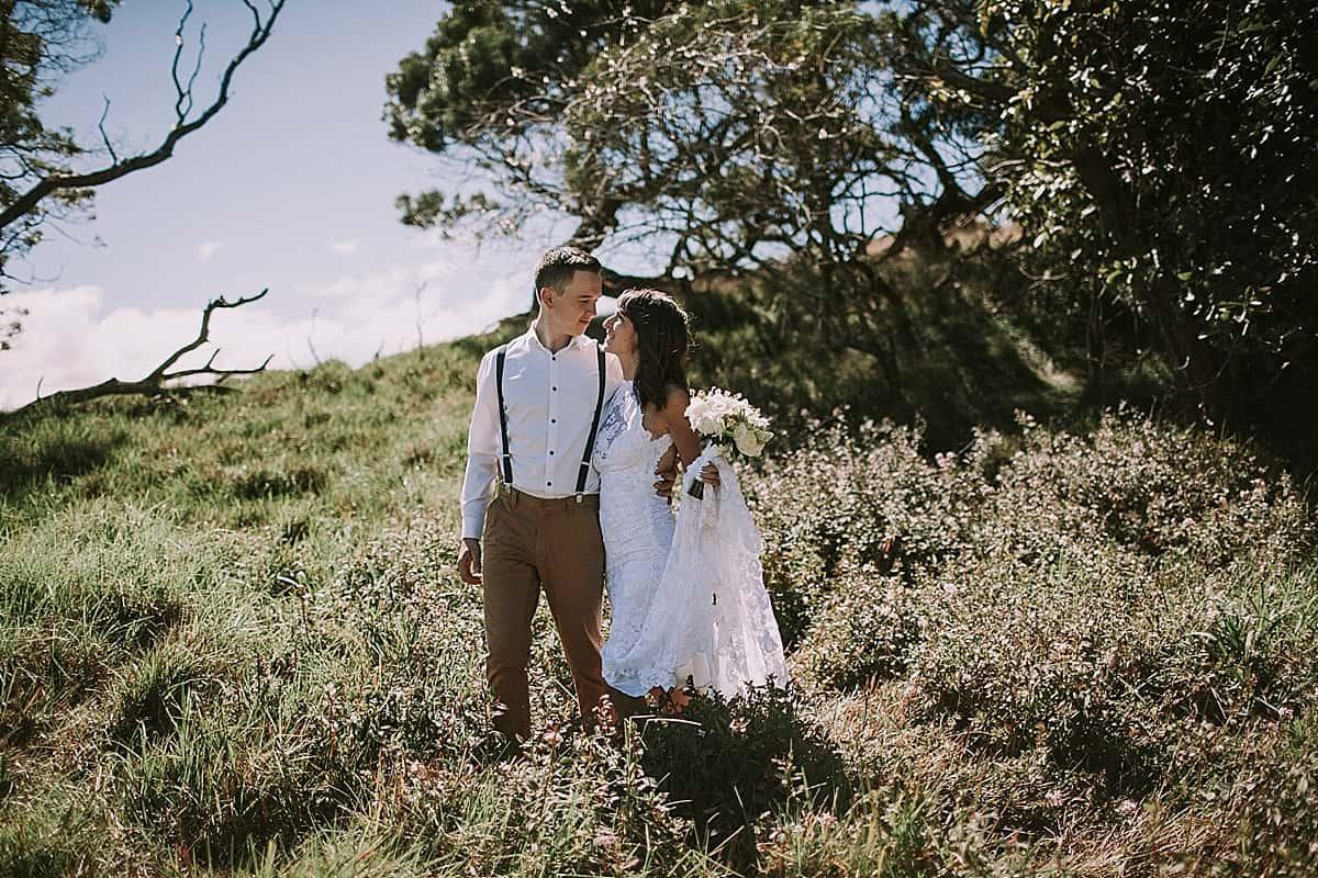 Kauai Waimea Canyon Hawaii Wedding Elopement 0020