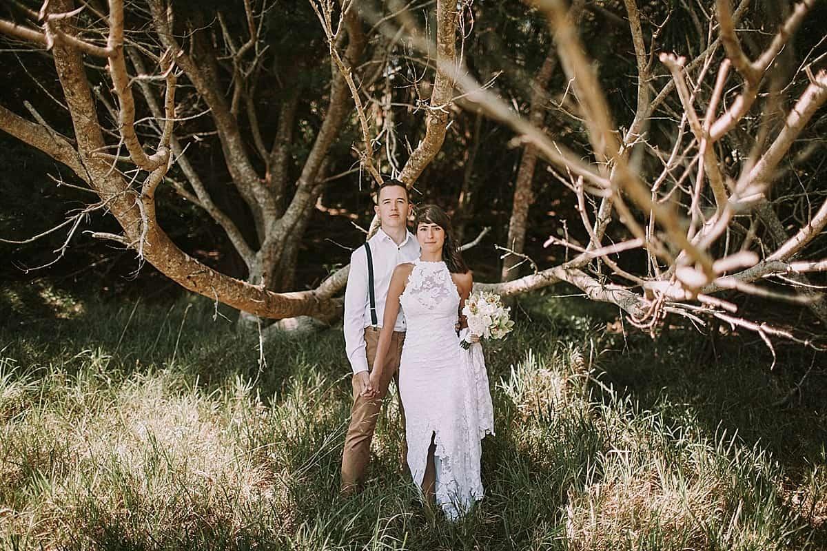 Kauai Waimea Canyon Hawaii Wedding Elopement 0021