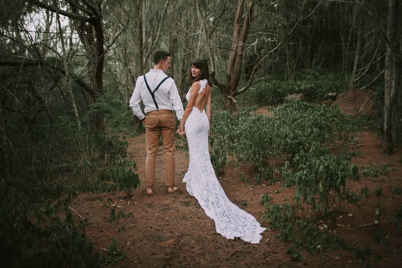 Kauai Hawaii Elopement Wedding Victoria Carlson Photography 0010