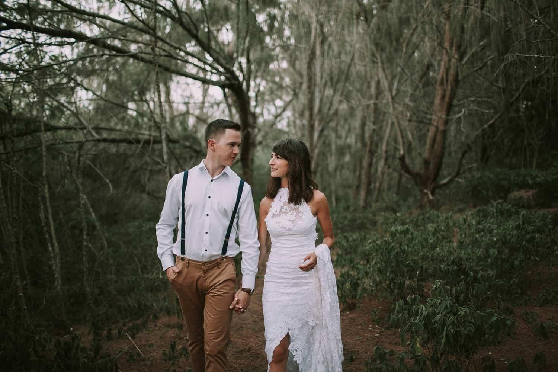 Kauai Hawaii Elopement Wedding Victoria Carlson Photography 0012
