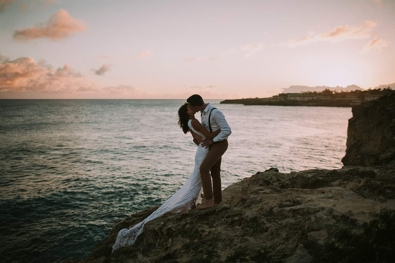 Kauai Hawaii Elopement Wedding Victoria Carlson Photography 0020