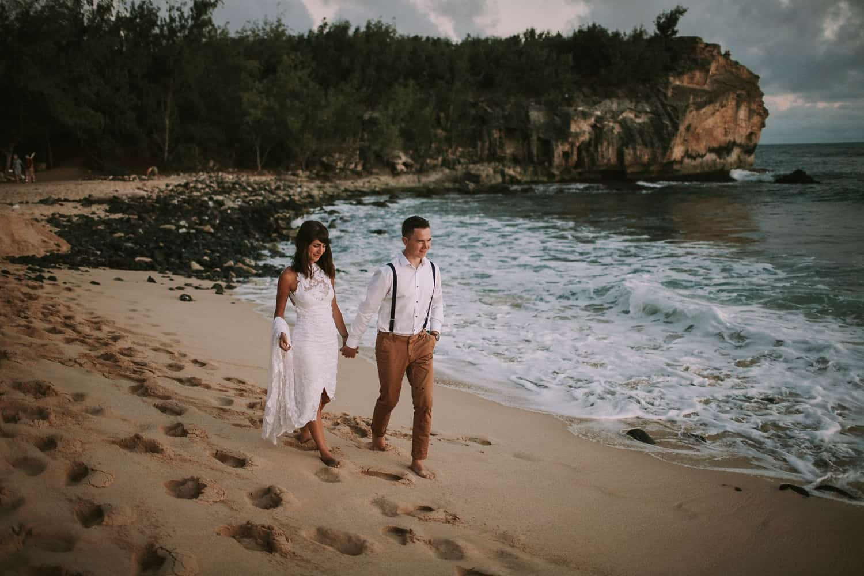 Kauai Hawaii Elopement Wedding Victoria Carlson Photography 0021