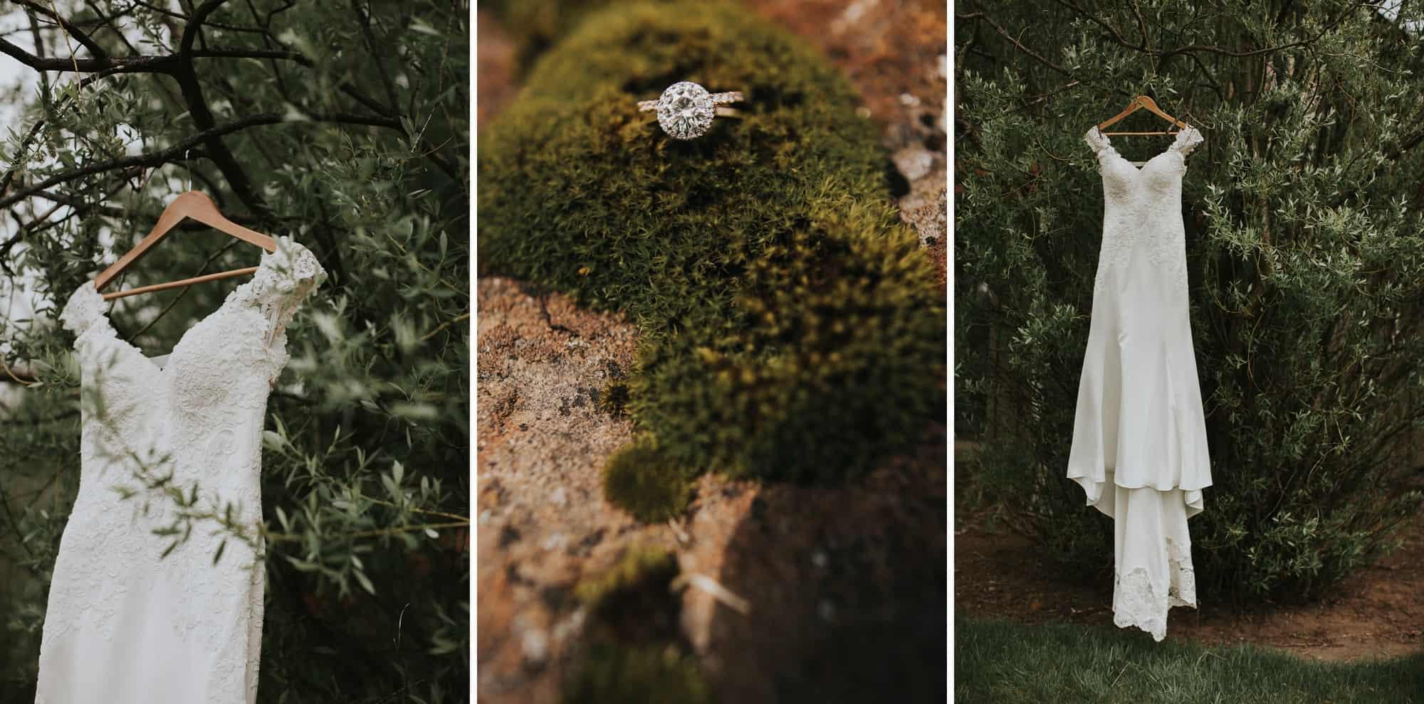 Sara Emily Sunriver Bend Oregon Rustic Lodge Wedding 0011