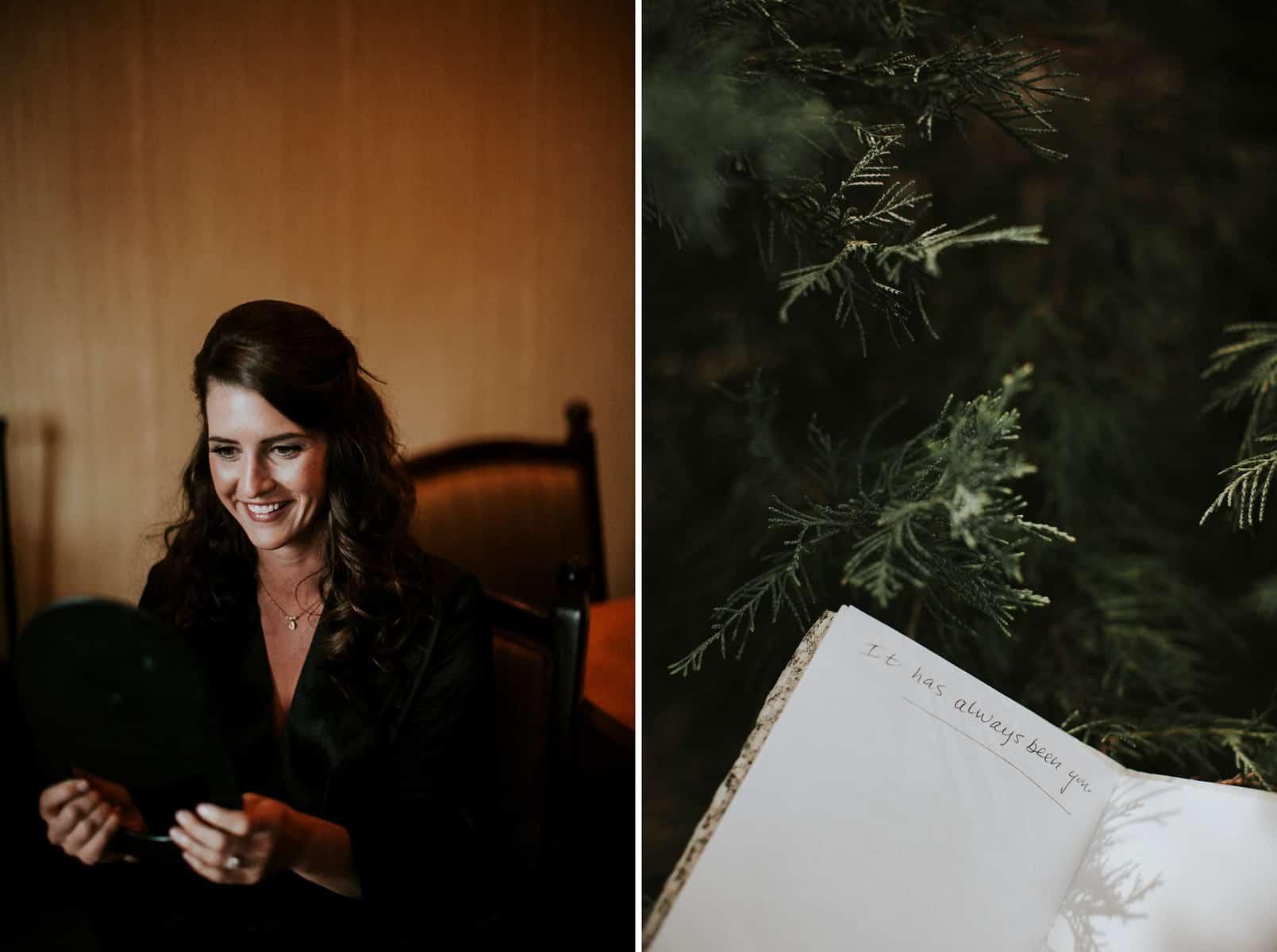 Sara Emily Sunriver Bend Oregon Rustic Lodge Wedding 0014