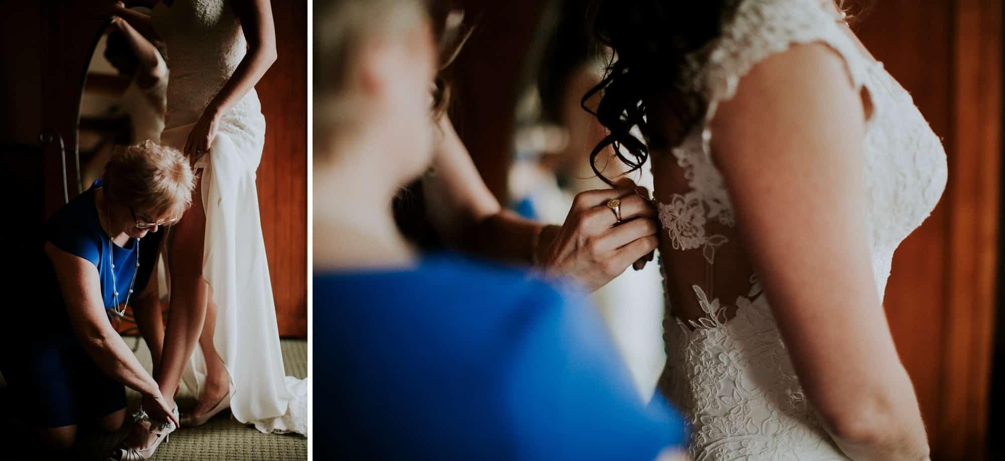 Sara Emily Sunriver Bend Oregon Rustic Lodge Wedding 0019