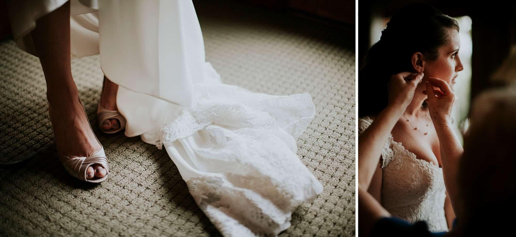Sara Emily Sunriver Bend Oregon Rustic Lodge Wedding 0020