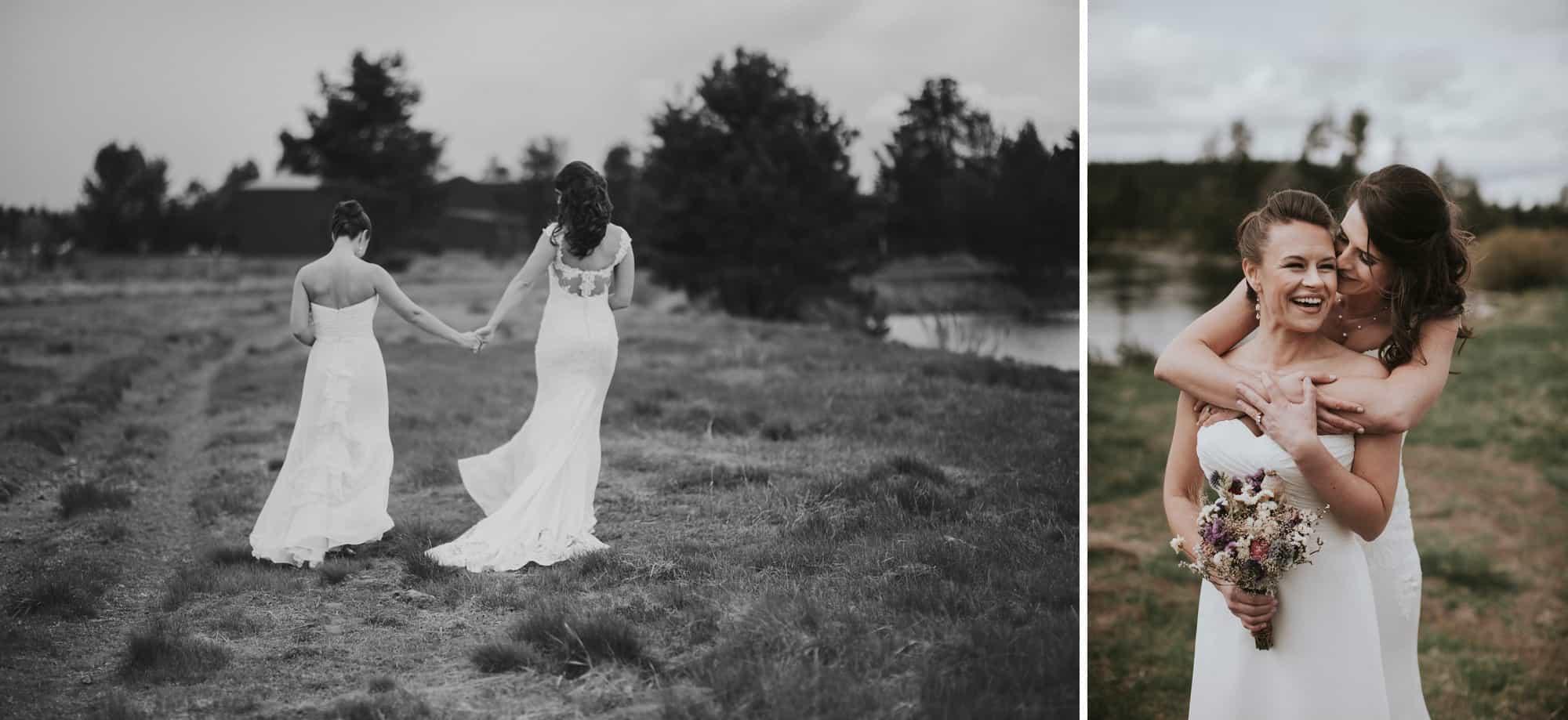 Sara Emily Sunriver Bend Oregon Rustic Lodge Wedding 0029