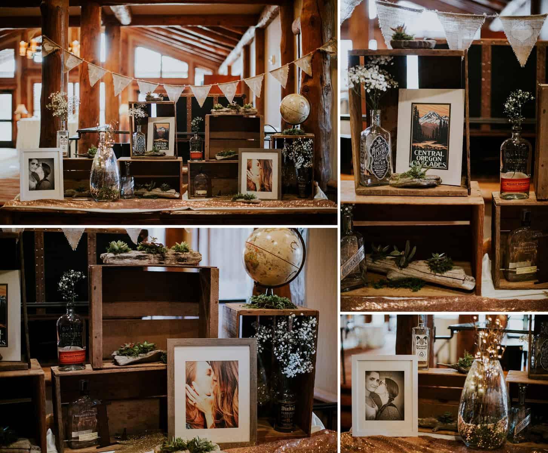 Sara Emily Sunriver Bend Oregon Rustic Lodge Wedding 0034