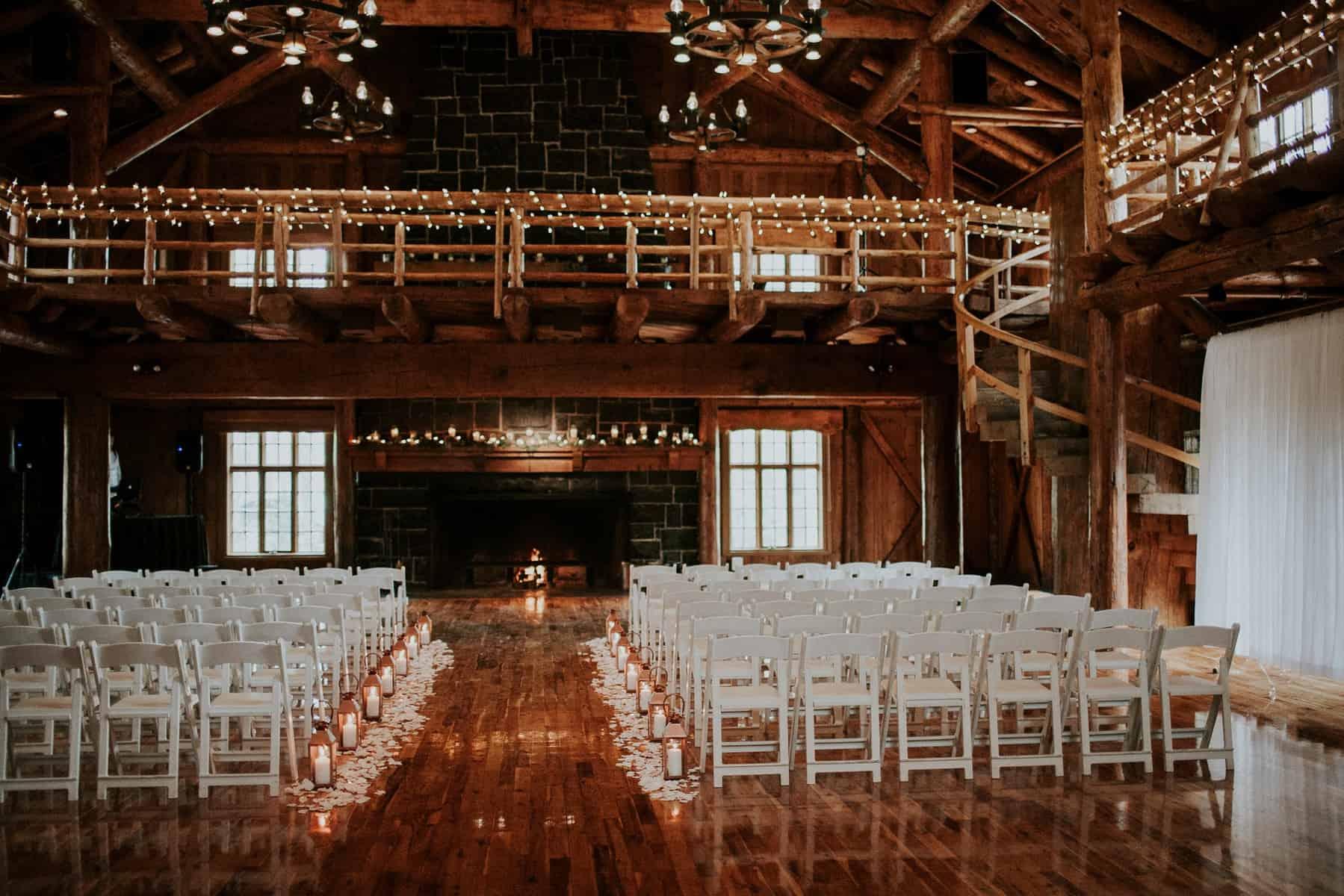 Sara Emily Sunriver Bend Oregon Rustic Lodge Wedding 0037