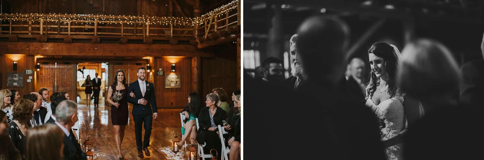 Sara Emily Sunriver Bend Oregon Rustic Lodge Wedding 0038