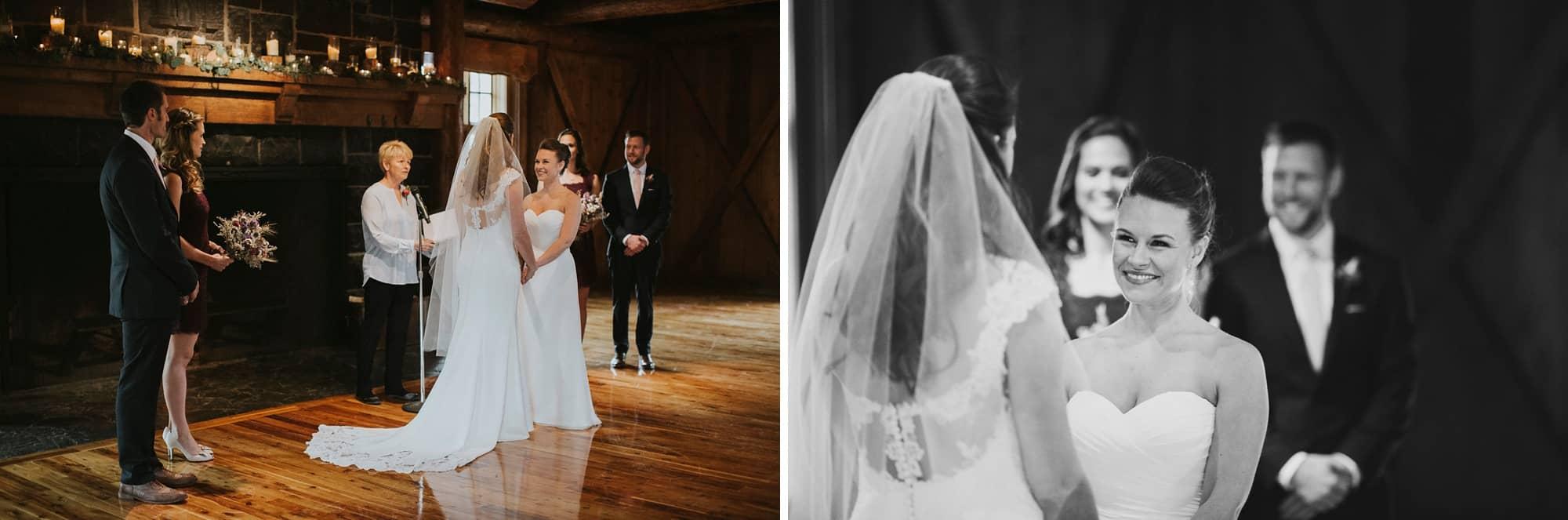 Sara Emily Sunriver Bend Oregon Rustic Lodge Wedding 0042