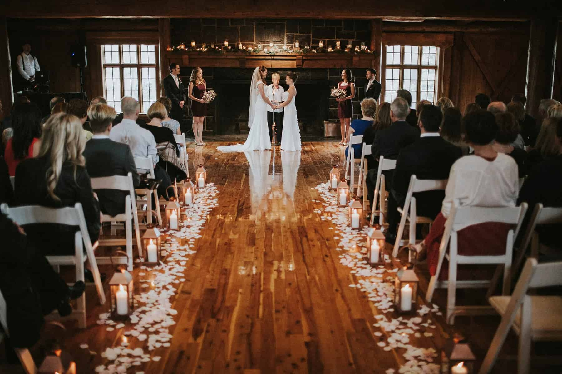Sara Emily Sunriver Bend Oregon Rustic Lodge Wedding 0045