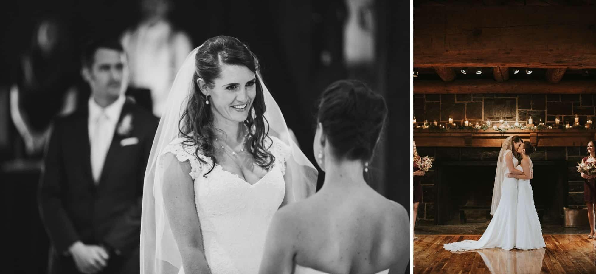 Sara Emily Sunriver Bend Oregon Rustic Lodge Wedding 0046