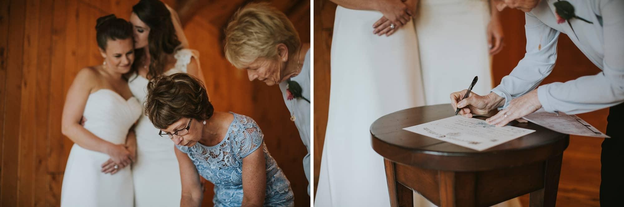 Sara Emily Sunriver Bend Oregon Rustic Lodge Wedding 0051