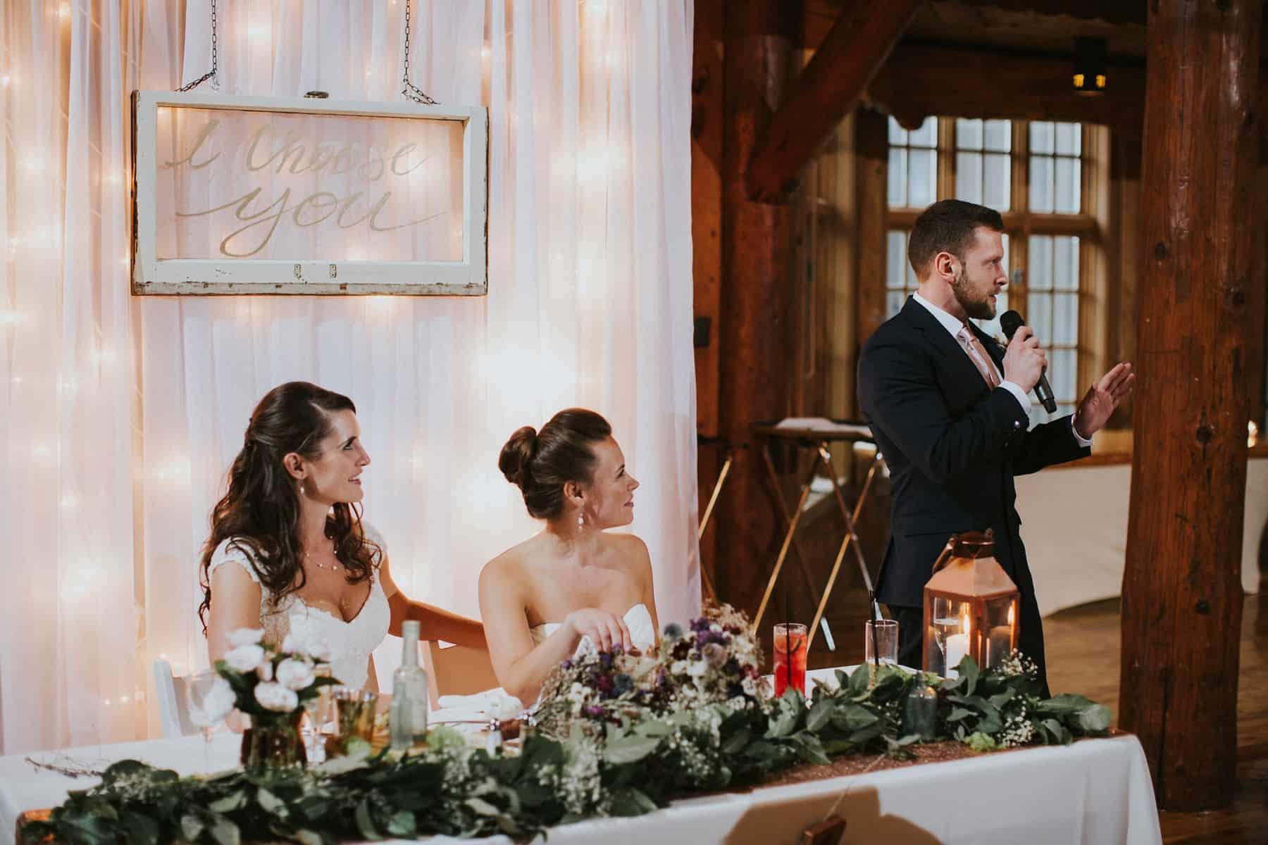 Sara Emily Sunriver Bend Oregon Rustic Lodge Wedding 0059