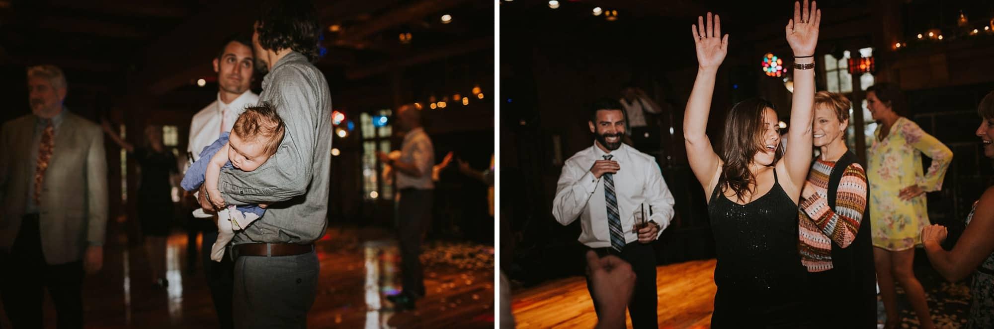 Sara Emily Sunriver Bend Oregon Rustic Lodge Wedding 0079