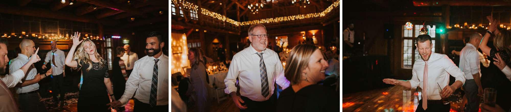Sara Emily Sunriver Bend Oregon Rustic Lodge Wedding 0081