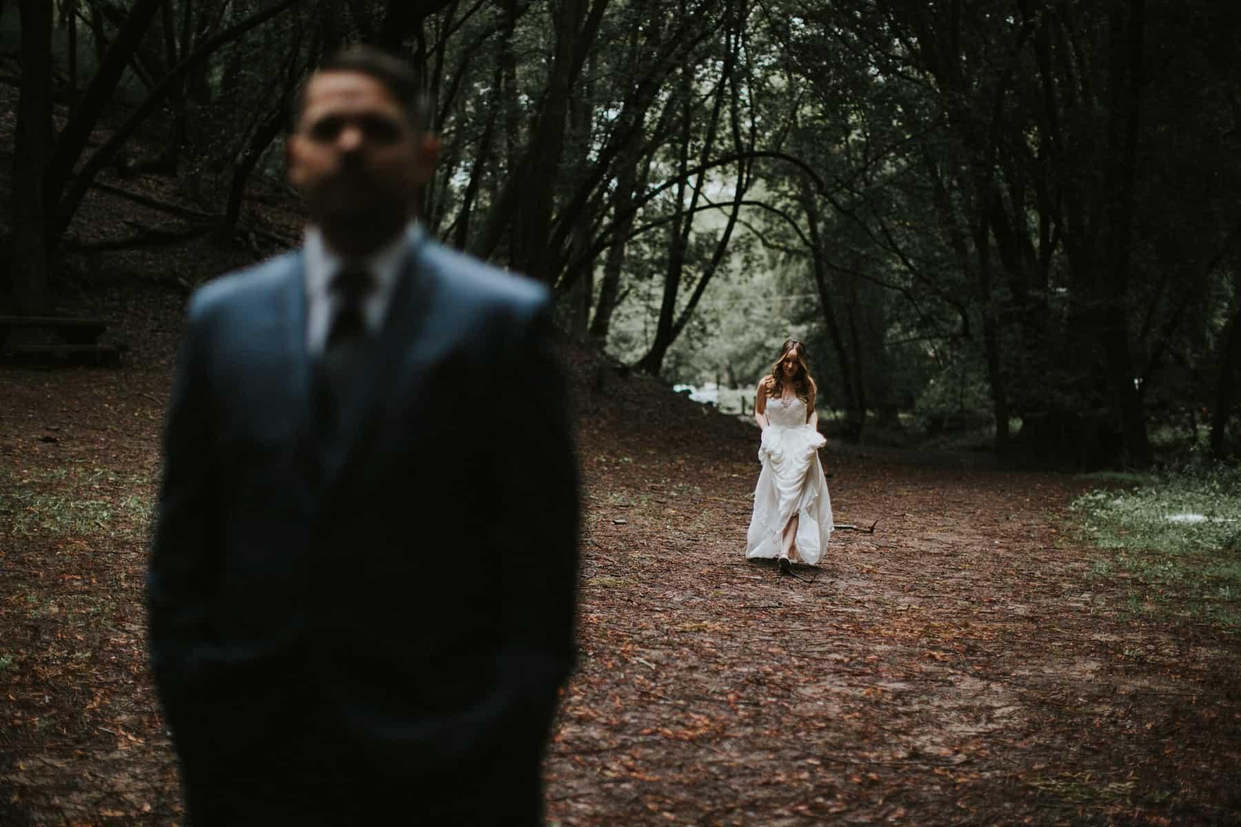 Victoria Carlson Lindsay Eugene Redwoods Northern California Bay Area Wedding 0012